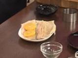 Пъстърва с лимонов сос с каперси 4