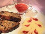 Кекс с цитруси и ядки