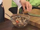 Кекс с цитруси и ядки 3