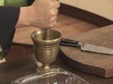 Рулована в тиквички мандраджийска разядка