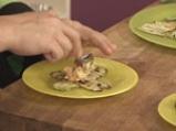 Рулована в тиквички мандраджийска разядка 6