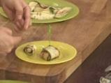Рулована в тиквички мандраджийска разядка 8