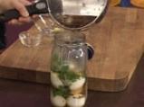 Мариновани яйца с копър 8