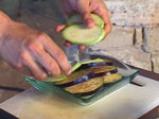 Лаврак със зеленчуци 3