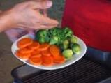 Лаврак със зеленчуци 4