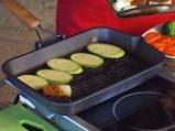 Лаврак със зеленчуци 5