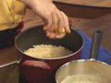 Капелини със сметанов сос и миди 7