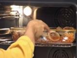 Калмари с доматен сос и макарони на фурна 9