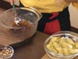Чийзкейк с карамелизирани ябълки 3