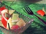 Зелен фасул с картофи и сос от тиквен...