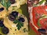 Подлучени картофи с маслини