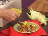 Телешка яхния с царевица и тиква 10