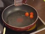 Руладини от лаврак с аспержи в шафранов бульон 8