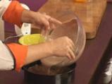 Какаов сладкиш със смокини и извара 9