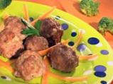Кюфтенца със зеленчуци