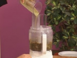 Пълнени чушки с пастет от патладжани и сусамов тахан 5