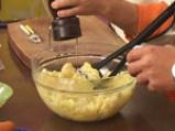 Картофена пита с плънка 2