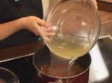 Супа от кестени с шпеков салам и крема сирене 6