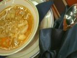 Карфиолена супа с овес