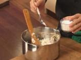 Тортелини със спанак и шунка 6