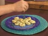 Тортелини със спанак и шунка 9