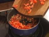 Ньоки с наденица и броколи 8