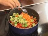 Ньоки с наденица и броколи 9