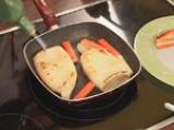 Зеленчукова салата с калмари и ризони 4