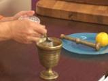 Броколи със сос от сусамов тахан 3