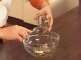 Броколи със сос от сусамов тахан 5
