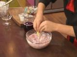 Орехова пита с вишнев крем 8