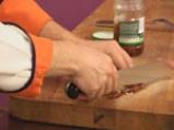 Маринован октопод с каперси и сушени домати 4