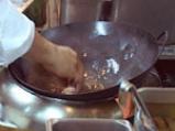 Речни скариди в сос от тамаринд