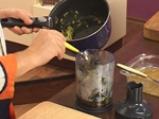 Пъстърва с броколи и спанак 6