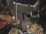 Пържен ориз със свинско по тайландски 4