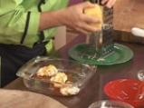 Забулени яйца с пушен кашкавал 5