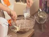 Шоколадов пудинг с лешници 3