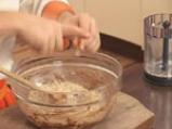 Шоколадов пудинг с лешници 4