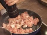 Пиле с оризово дуо и зеленчуци 4