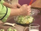 Супа с праз в микровълнова фурна 3