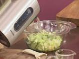 Супа с праз в микровълнова фурна 4