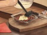 Пълнени чушки със сирене и орехи 9