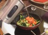 Къри с броколи и спанак 5