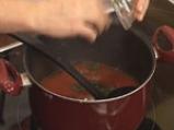 Крем супа от домати с мус от сирене 4