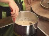 Лешников сладкиш с шоколадов крем 4