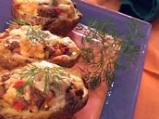 Пълнени картофи с телешко