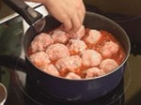 Кюфтета с ориз в доматен сос 7