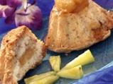 Белтъчен кекс с ананас