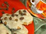 Тиквени бисквити със златисто-маслена...