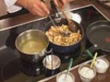 Картофена супа с бекон и гъби 5